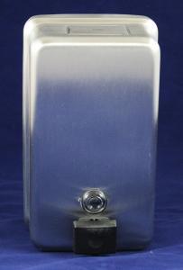 Bobrick Stainless Steel Soap Dispenser, Verticle