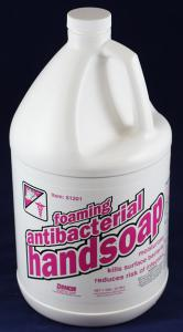 Antibacterial Foaming Soap